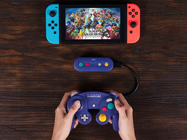 8BitDo Gbros. Wireless Adapter for Nintendo Switch $14.48