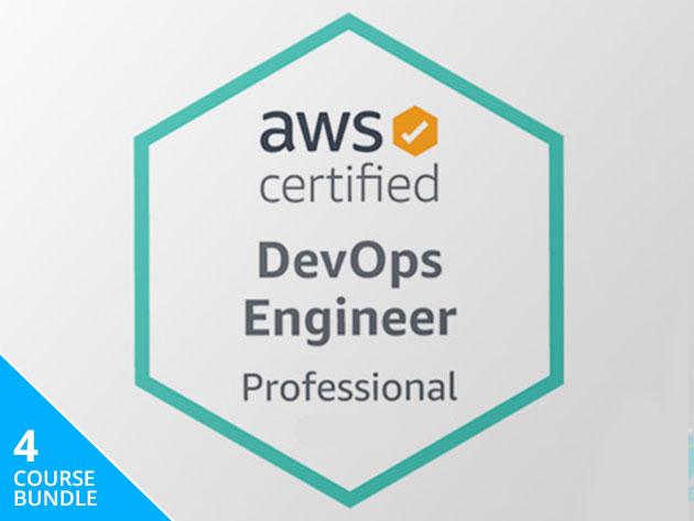 The Complete AWS Dev & Ops Certification Training Bundle (Lifetime Access) $19.48