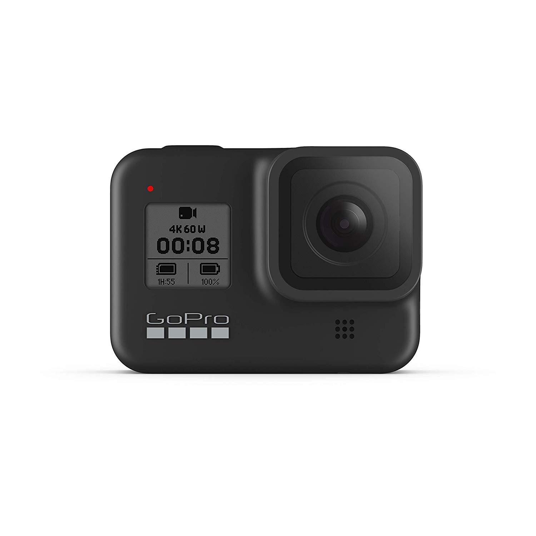 GoPro - HERO8 Black 4K Waterproof Action Camera - Black $309 + Free Shipping