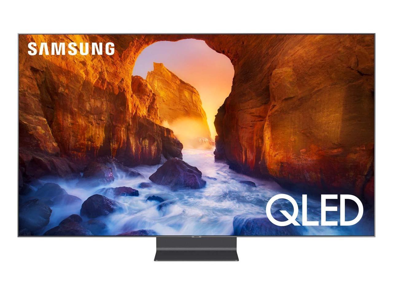 Samsung QN75Q90RAFXZA QLED Smart 4K UHD TV (2019) $2699.00 + Free Shipping