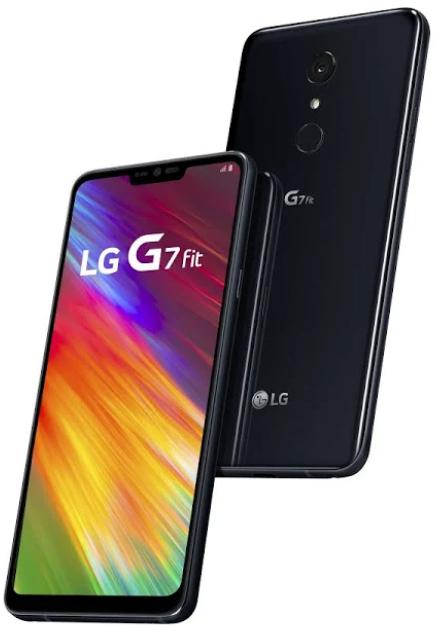 32GB LG G7 Fit -Black Unlocked CDMA/GSM for $199 AC + FS