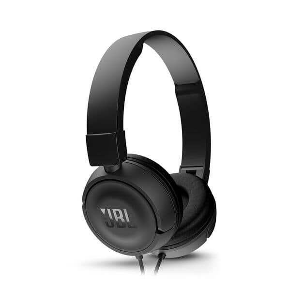 JBL T450 On Ear Wired Headphones (Black, Blue or White) for $14.95 + Free Shipping