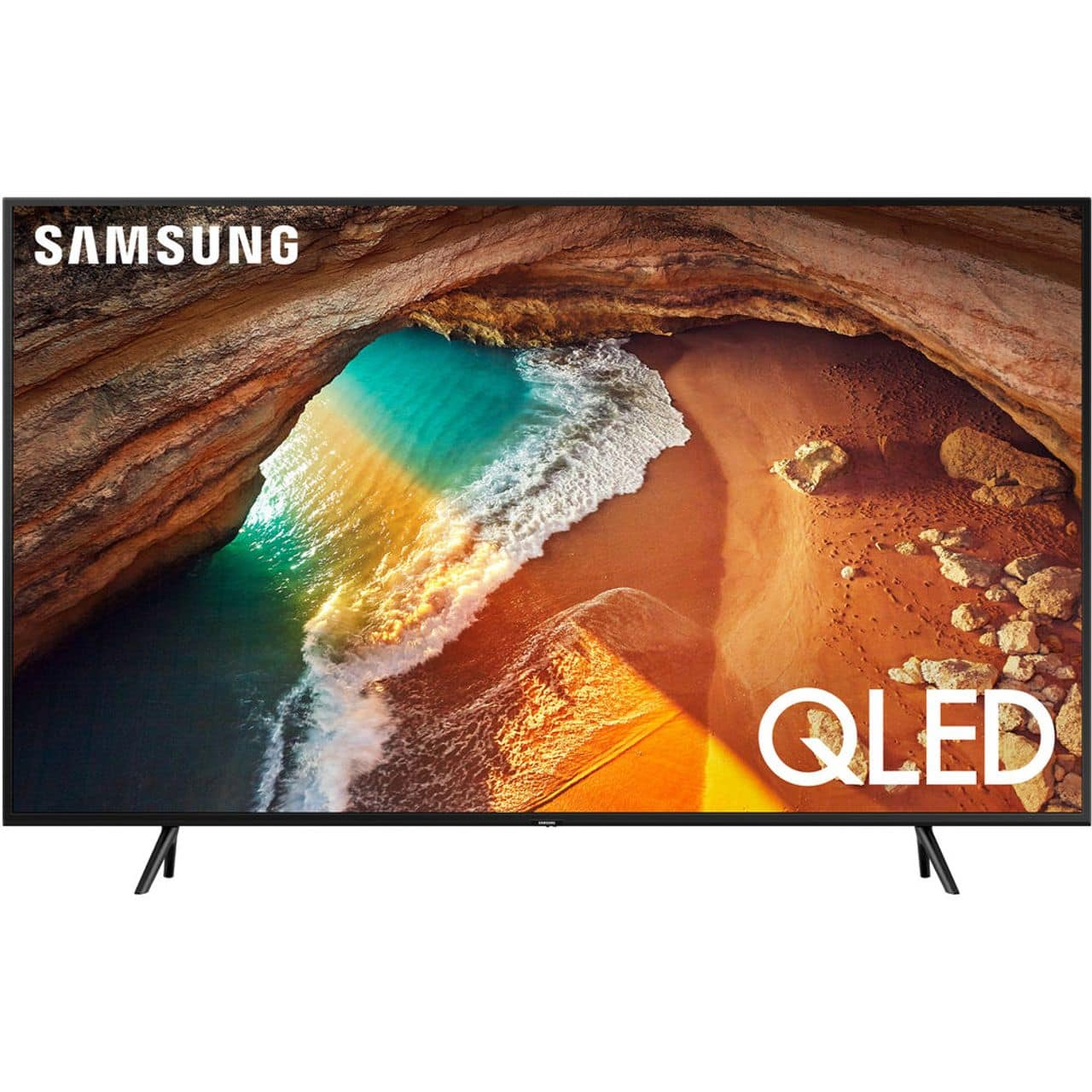 "Samsung 82"" Q60R Series QLED 4K UHD Smart TV QN82Q60RAFXZA – $1799 + Free Shipping"
