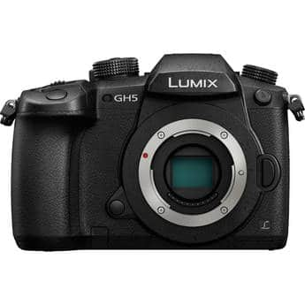 Panasonic Lumix Camera and Lenses: GH5 $999, ZS200 $599, G7 $599 + Free Shipping (Auth Dealer)