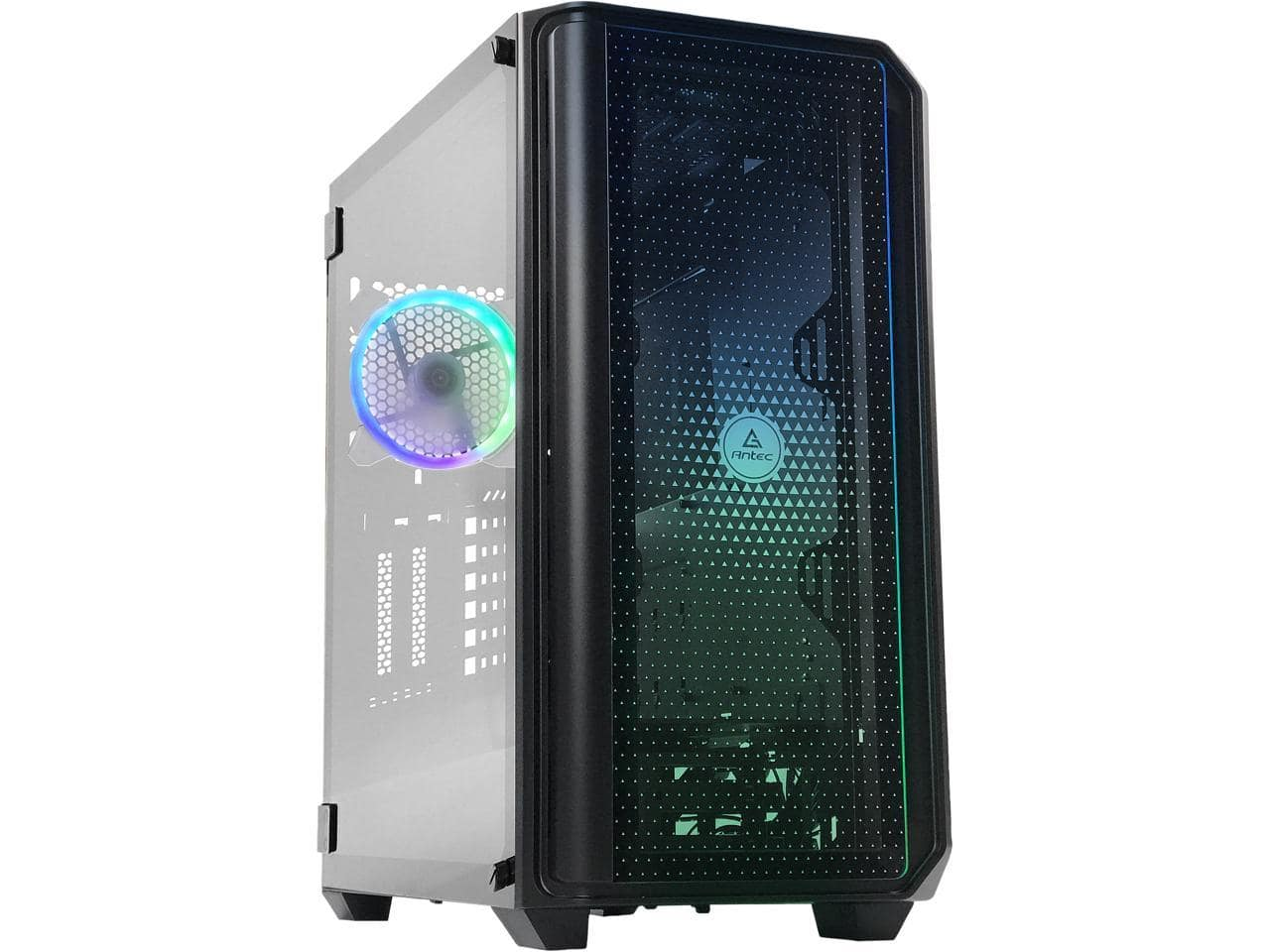 Antec NX Series NX1000, Mid-Tower ATX Gaming Case - $49.99 AR + FS
