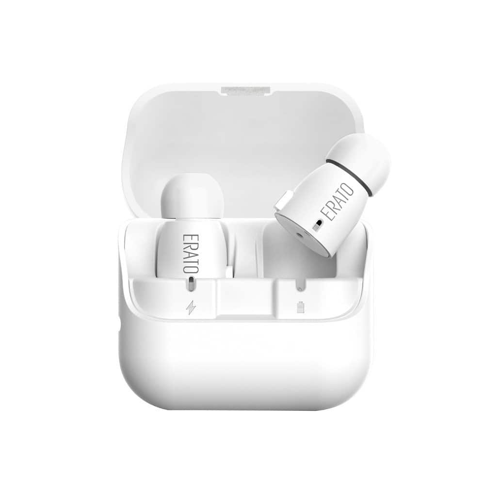 ADATA ERATO Verse True Wireless Earphones w/ Charging Case Bluetooth Compatible White $19.99 w/Free Shipping