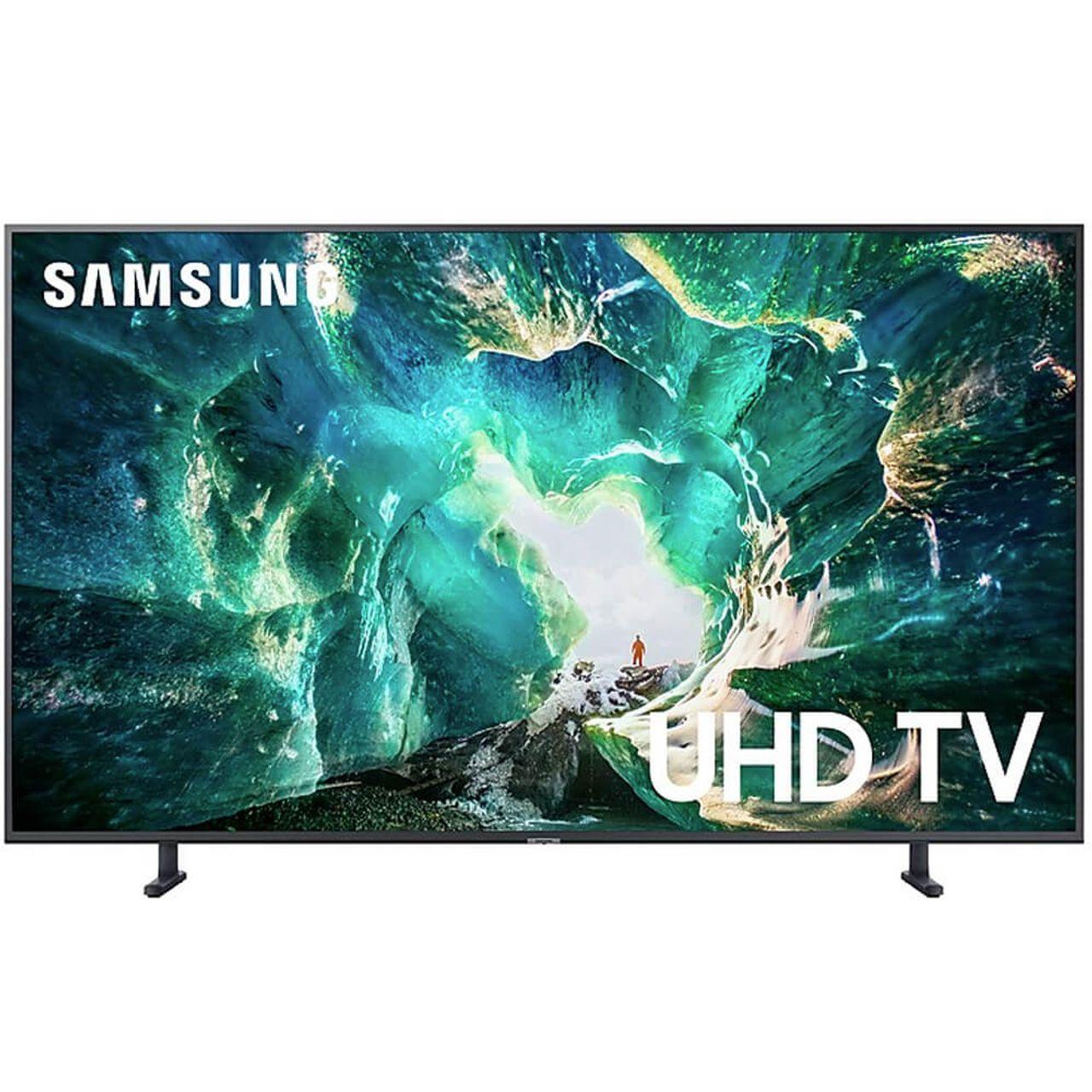 "Samsung 82"" Class 8 Series 4K UHD LED Smart TV (2019 Model) UN82RU8000FXZA for $1579 + Free Shipping"