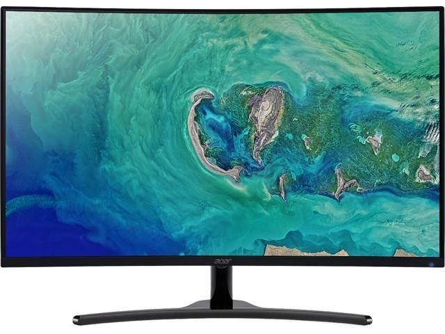 "Acer ED322QR Pbmiipx UM.JE2AA.P01 32"" Full HD 1920 x 1080 4ms Curved Gaming Monitor - $199.99 + FS"