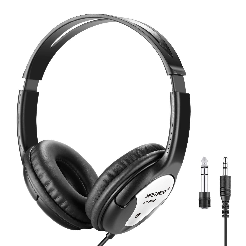 Neewer NW-960S Studio Monitor Headphones - $9.74 AC + FSSS