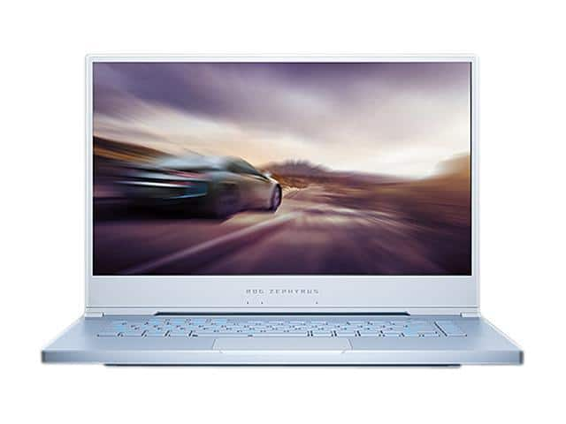 """ROG Zephyrus M GU502GU-XH74-BL 15.6"""" i7-9750H 16GB RAM 512GB SSD GTX 1660 Ti Gaming Laptop - $1319.99 + FS"""