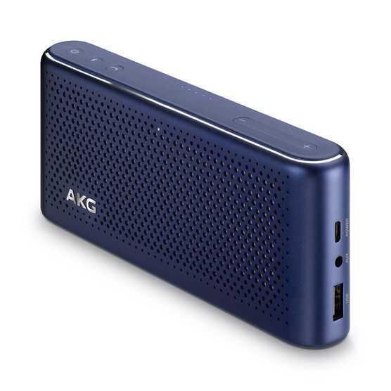 AKG S30 Traveler Portable Bluetooth Speaker $59.99 + Free Shipping