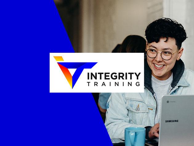 Integrity Training: Online Workforce Courses (Lifetime Membership) $44.25