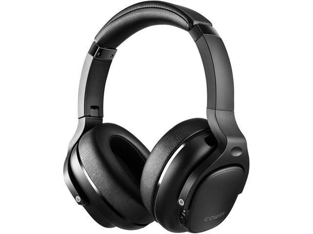 COWIN E9 Active Noise Cancelling Headphones Over Ear Bluetooth Headphones Black - $139.99 + FS