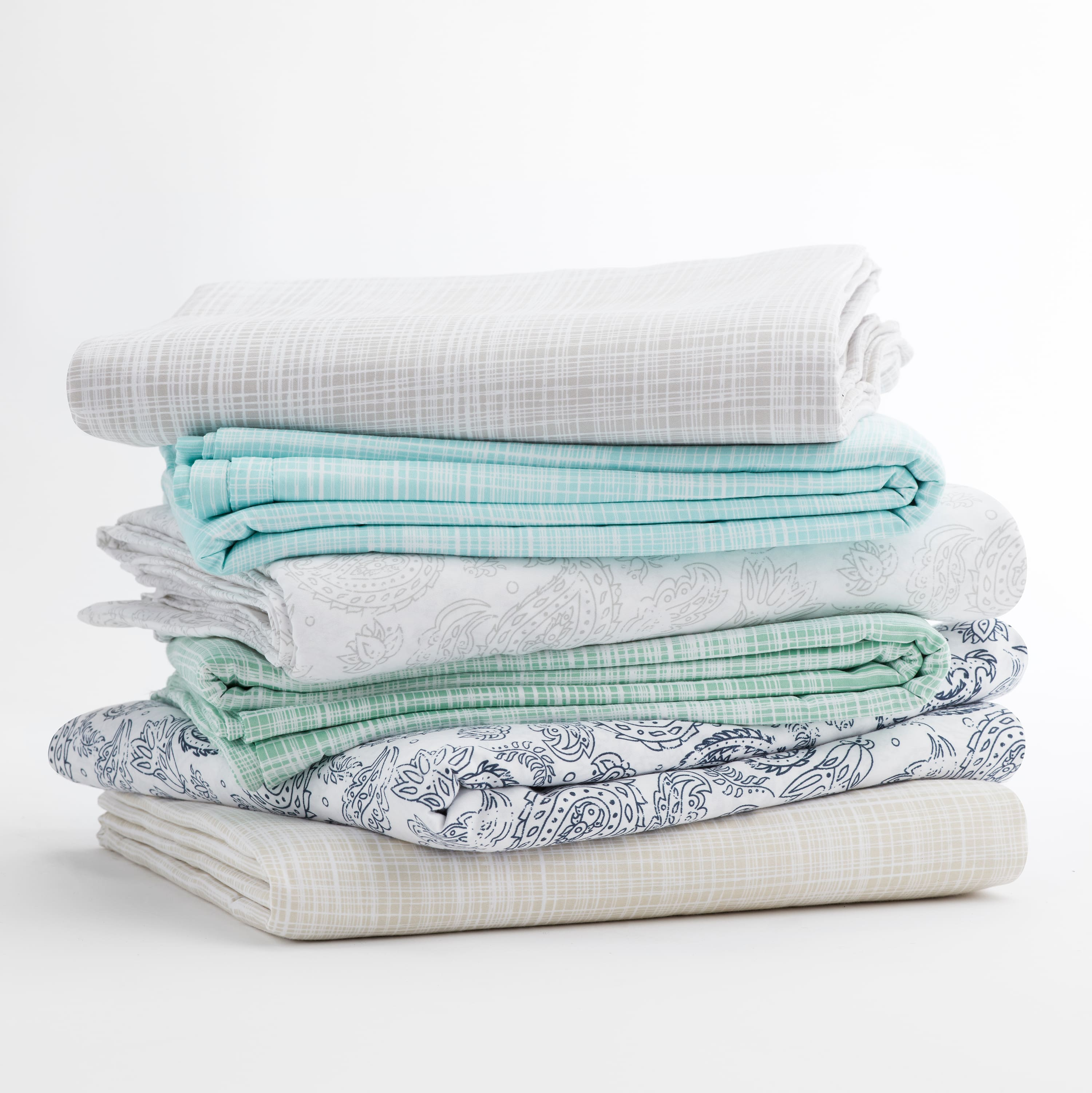 Linen's & Hutch Patterned Sheet Sets- All Sizes & Patterns $23 Shipped