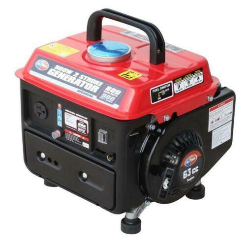 All Power America 900W Portable Gas Generator w/ Recoil Start APG3004A $119.99 + FS