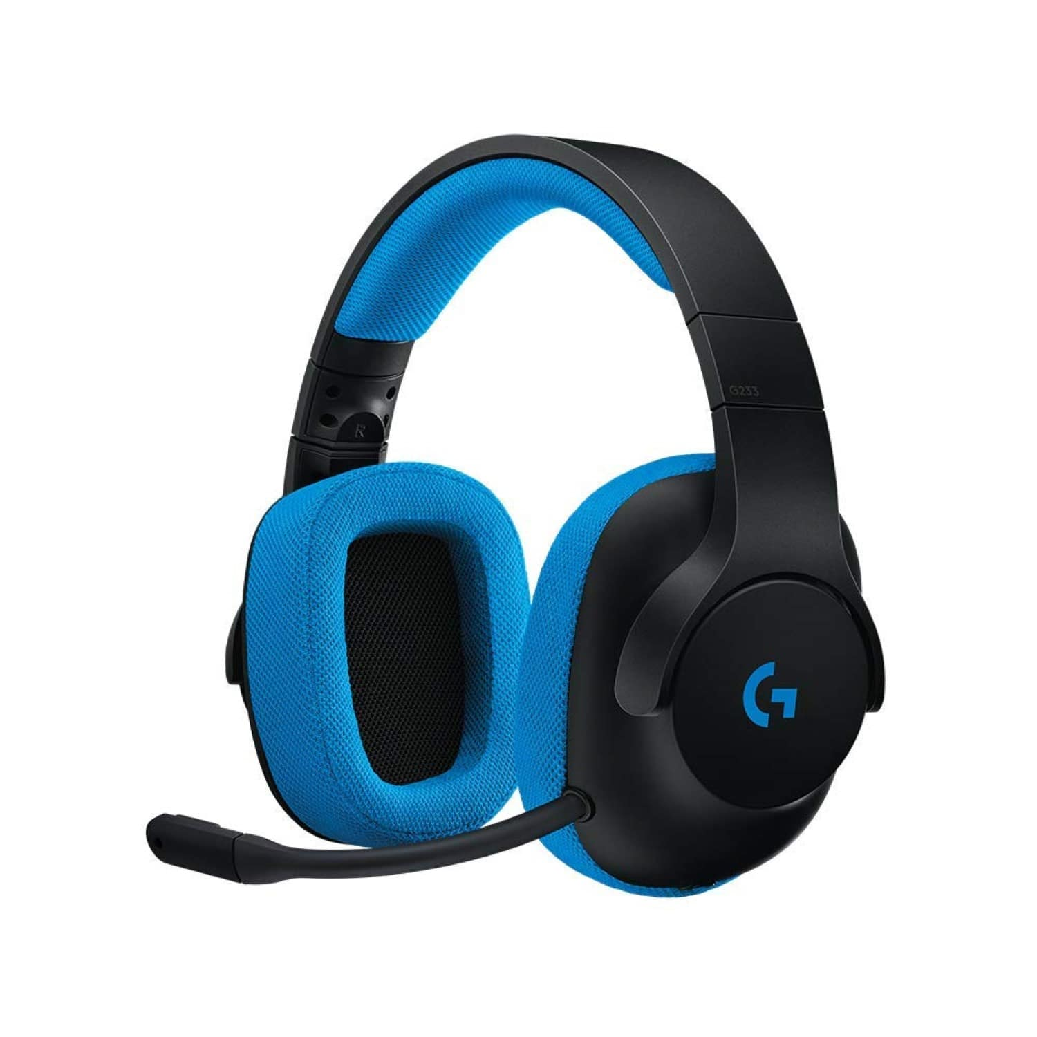 Logitech G233 Prodigy Wired Gaming Headset for $27.99 + Free S&H Orders $35+
