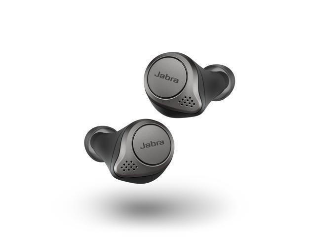 Jabra Elite 75t True Wireless Earbuds (Refurb) $125 + $10 NE Gift Card