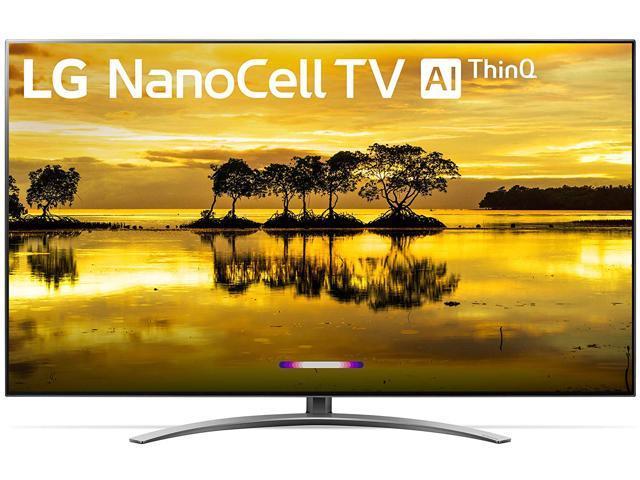 "LG 65SM9000PUA Nano 9 Series 65"" 4K Ultra HD Smart LED NanoCell TV (2019) $899 Shipped"