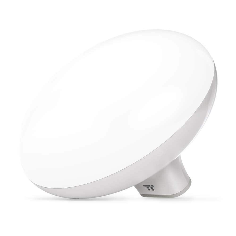 TaoTronics Light Therapy Lamp (10000 Lux LED Light Source, Touch & Button Control with 3 Adjustable Brightness) $15.99 AC + FSSS