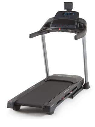 """Pro-Form PFTL60917 Trainer 6.0 Treadmill with 20"""" x 55"""" Belt, 2.5 CHP Drive System, 20 Preset Workouts and Digital Quick Speed Control 0-10 MPH $699 + Free Shipping"""