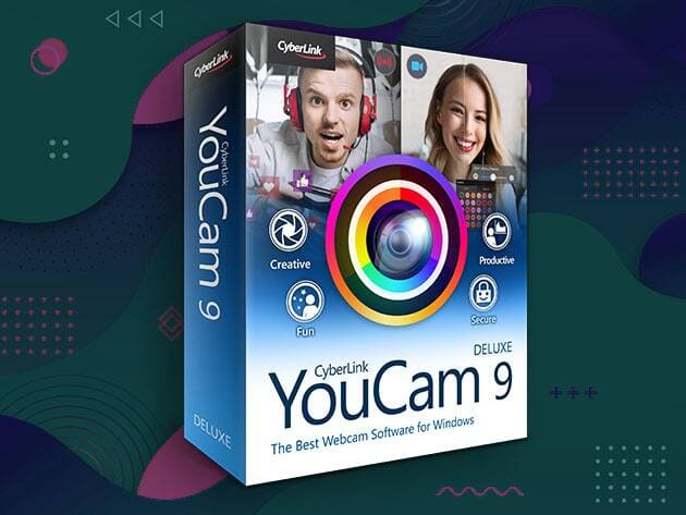 YouCam 9 Deluxe for Windows: Lifetime Subscription $26.25