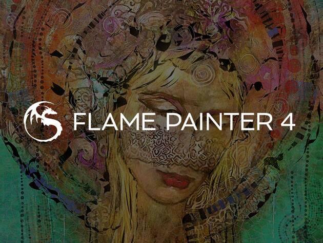 Flame Painter 4: Lifetime Subscription $14.25