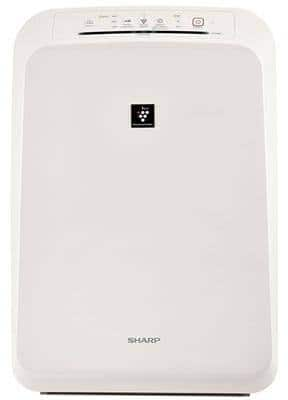 Sharp FPF50UW HEPA Air Purifier With Plasmacluster Ion Technology (Automatic Operation, 4 Fan Speed, Up To 210 Sq. Ft.) $199 + Free Shipping