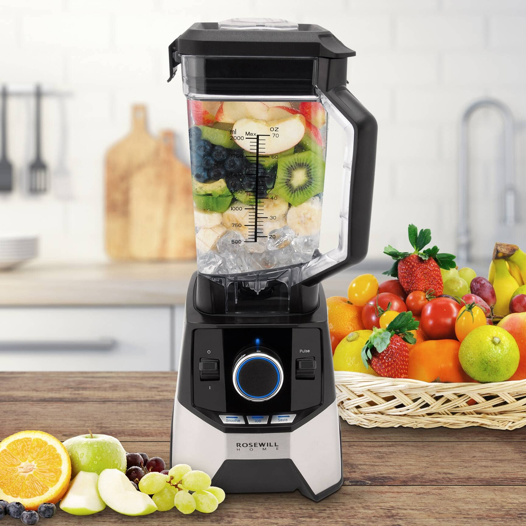 Rosewill Professional Blender $62.99 + Free Shipping
