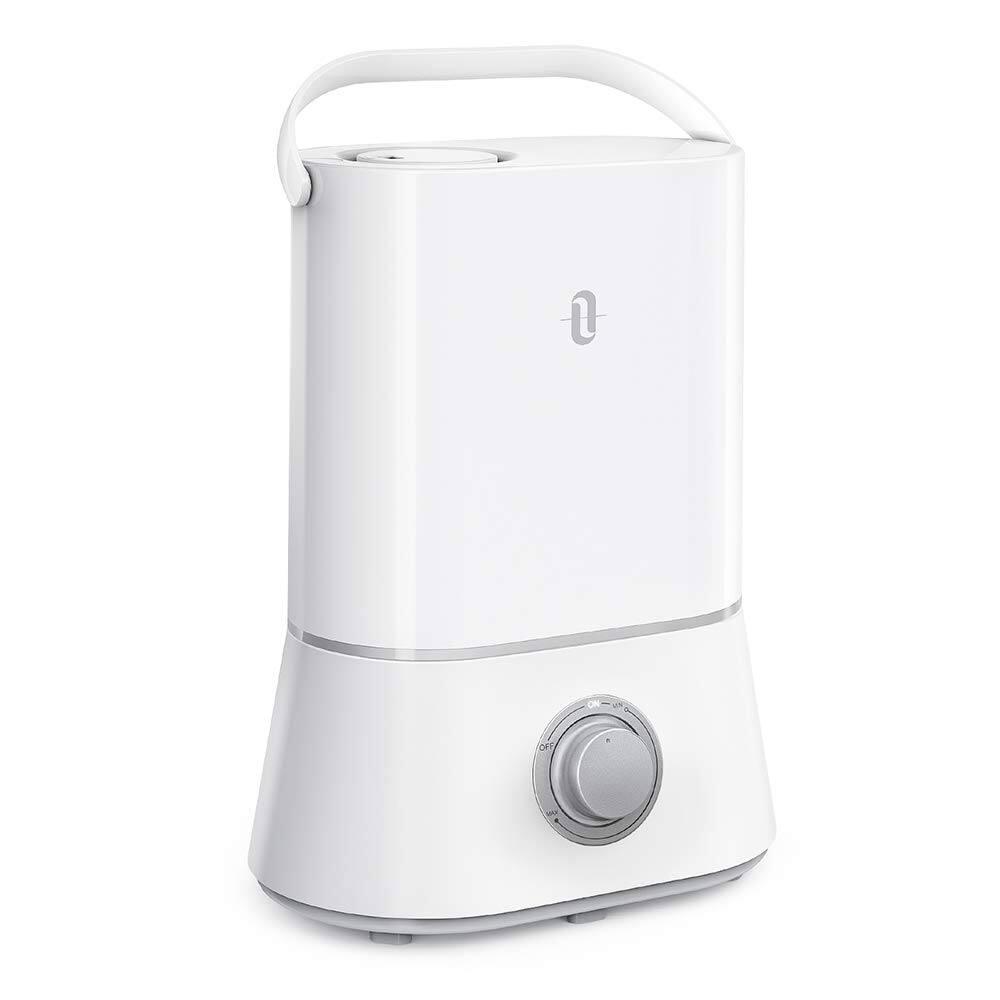TaoTronics Cool Mist Humidifiers for Bedroom 26dB Quiet (4L/1.06 Gallon US 110V) $27.99 + FSSS