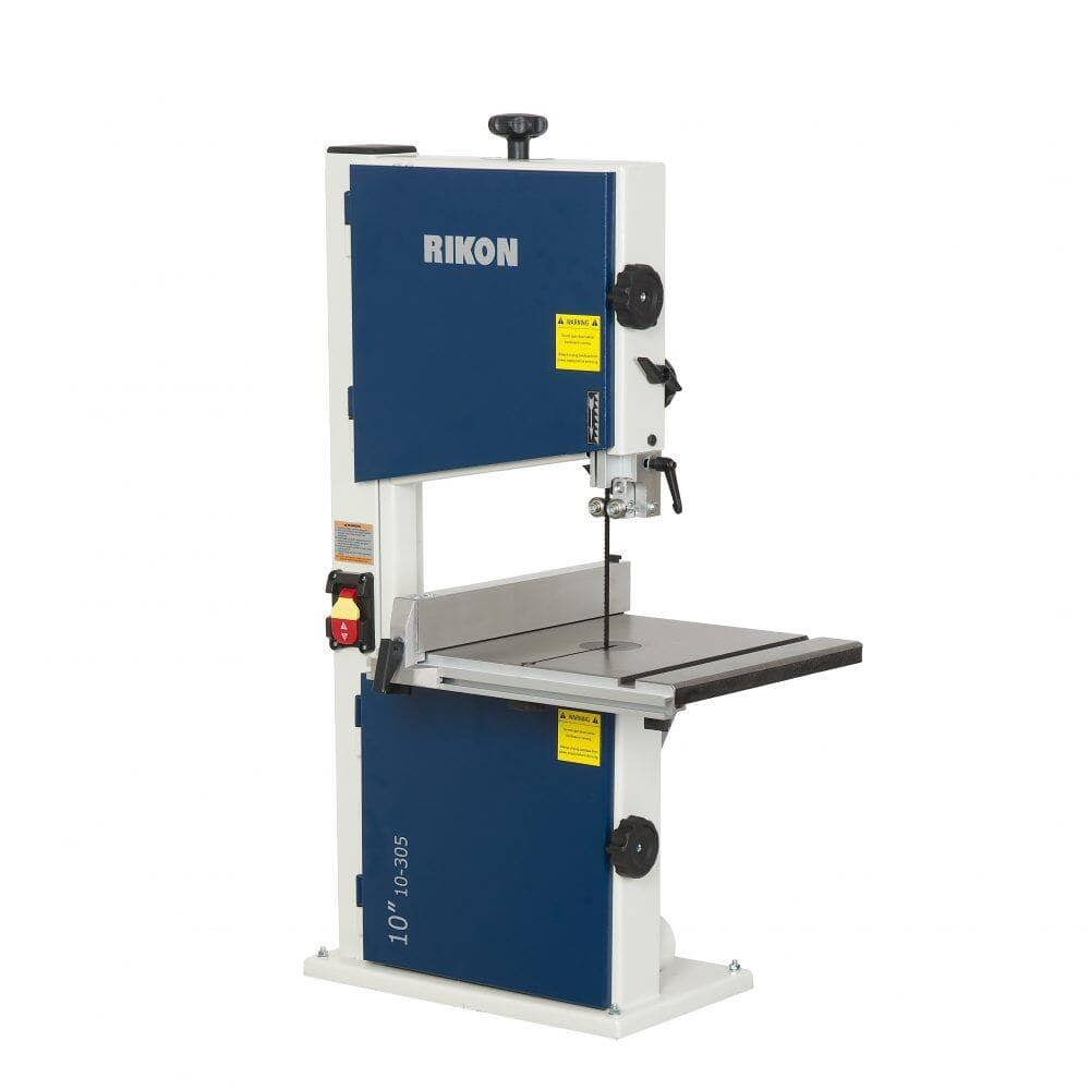 Rikon Power Tools 10-305 10-Inch 110 Volt 0.33 Horsepower Bandsaw with Fence $274.99 + FS