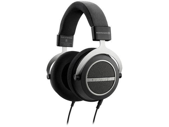 Beyerdynamic Amiron Home High-end Tesla Over-Ear Stereo Headphones - $374 AC + FS