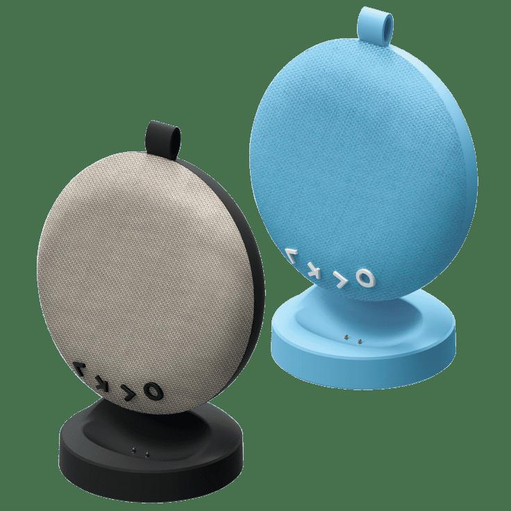 Tzumi Mini Waterproof Magnetic Bluetooth Speaker Dock $12
