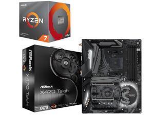 ASRock X470 Taichi Motherboard + AMD RYZEN 7 3700X Processor $474.13 + FS