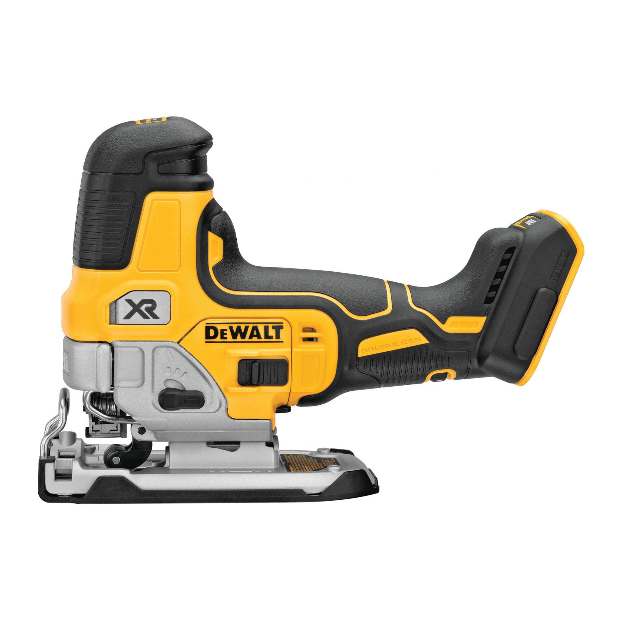 DeWalt DCS335B 20V MAX Cordless Barrel Grip Jig Saw (Tool Only) for $145 + Free Shipping