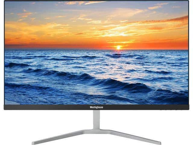 "Westinghouse WH22FX9019 22"" FHD Monitor $79.99"