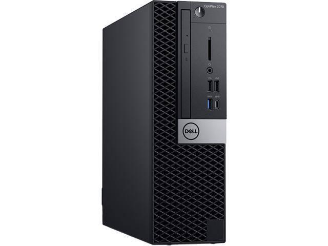 DELL OPTIPLEX 7070 (P1MHG) - Business Desktop PC, Intel Core i5 9500, Intel UHD Graphics 630, 8GB DDR4, 256GB SSD, Intel Q370 - $749.99