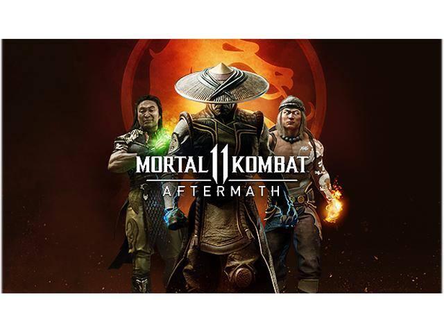 Mortal Kombat 11 Aftermath Dl For 34 99 Ac More Slickdeals Net