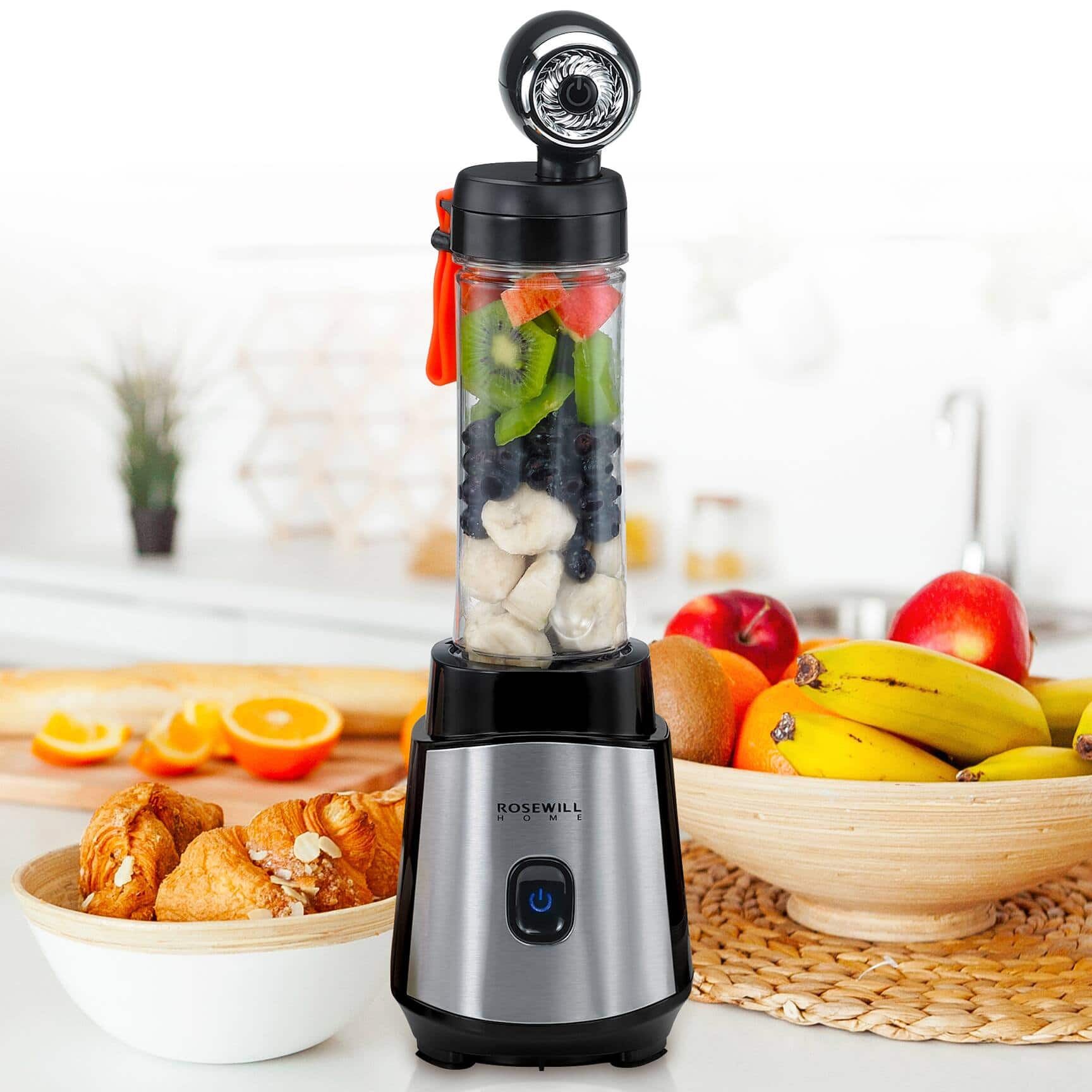 Rosewill - Single Serving Personal Blender $16.99 + Free Shipping