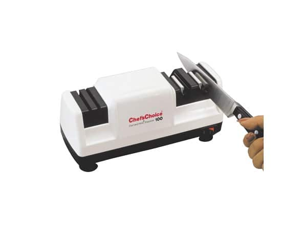 Chef'sChoice 100 Diamond Hone Electric Sharpener for $29.99 + FS with Prime