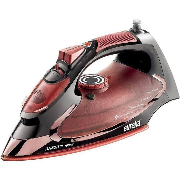 Eureka Razor 1500 Watt Powerful Steam Iron $23.99