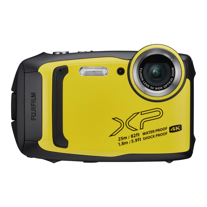 Fujifilm FinePix XP140 Digital Camera with 16GB SD Card (Certified Refurbished) $119 + FS