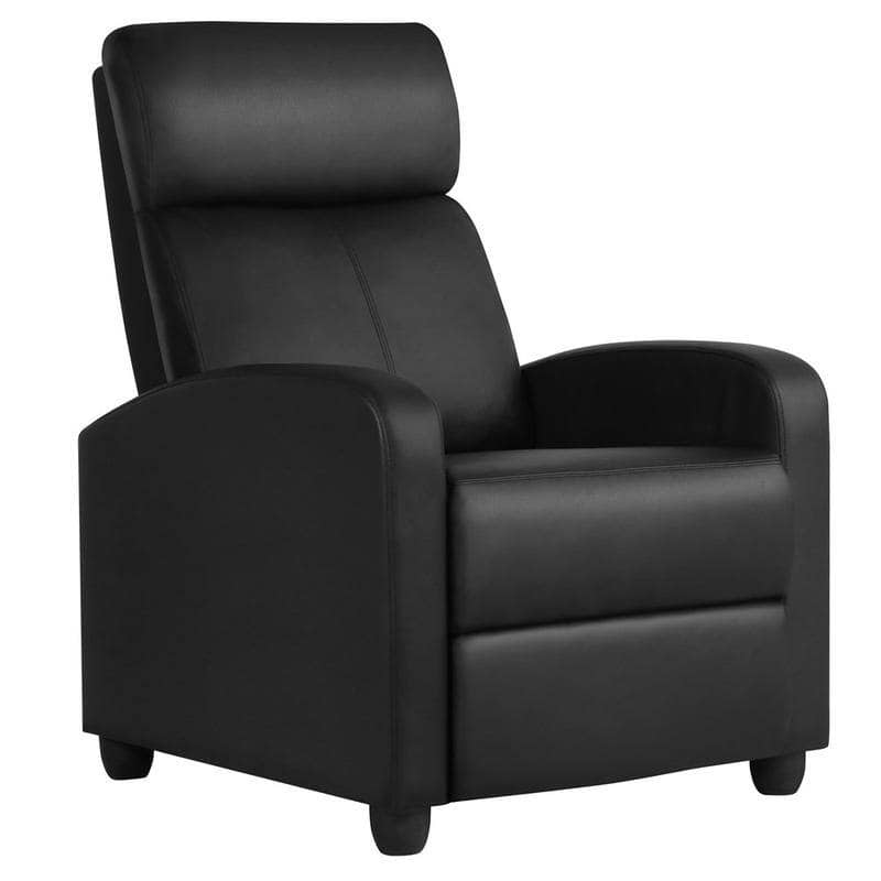 Yaheetech Wingback Single Recliner Sofa Chair $88.49 + Free Shipping