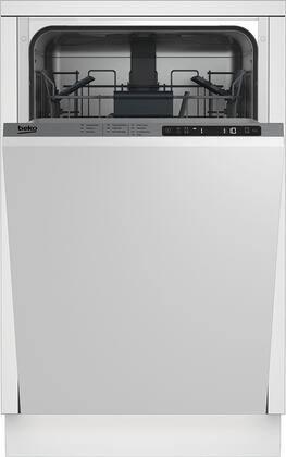 Beko DIS25841 18 Inch Built In Dishwasher $489 + Free Shipping