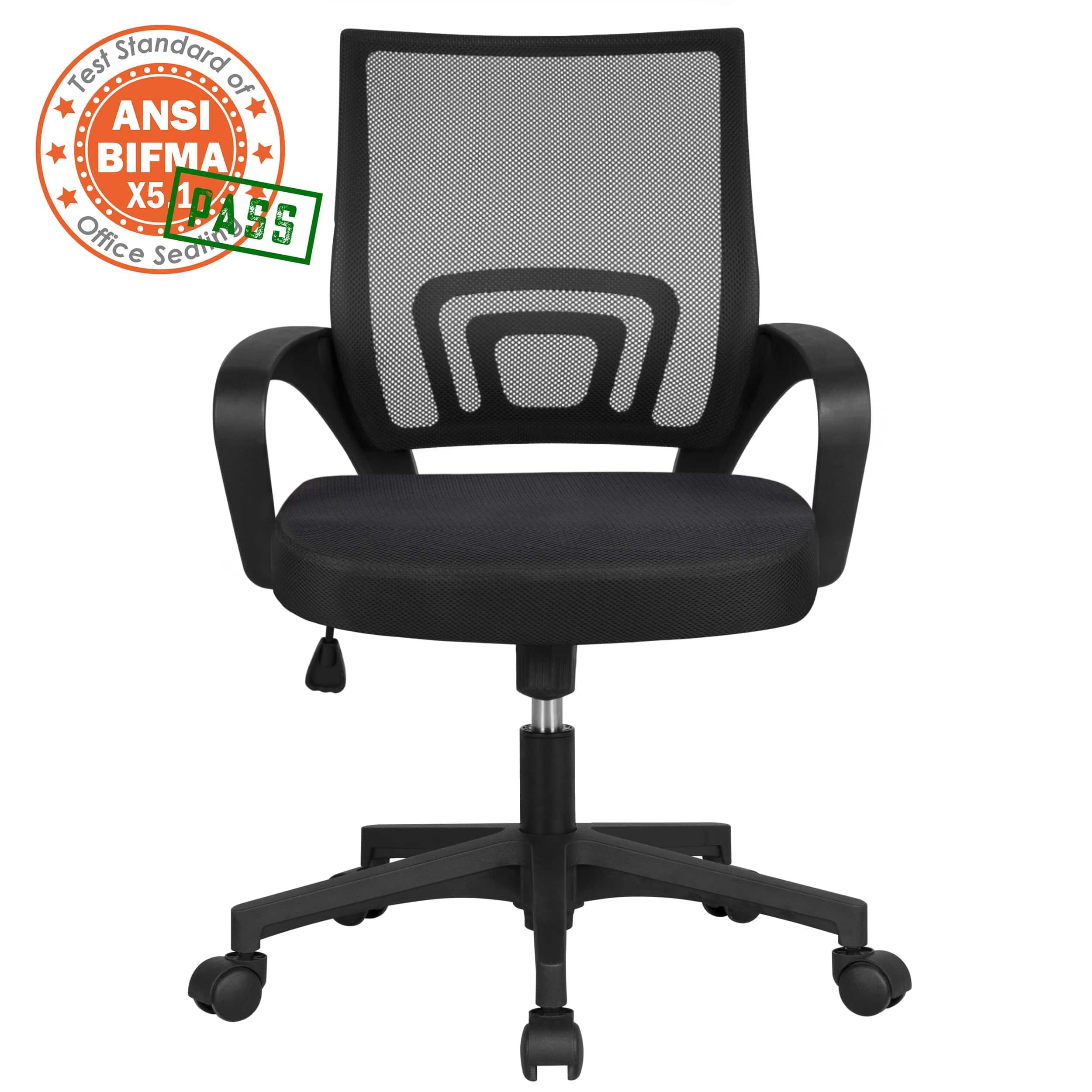 Yaheetech Office Computer Mesh Chair $47.99 + Free Shipping