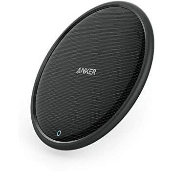 Anker PowerWave 7.5 Pad Wireless Charger $10.99 + FSSS
