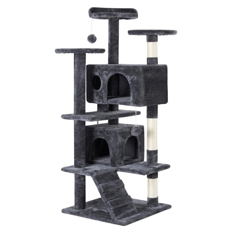 Yaheetech Cat Tree 51-Inch $46.19 + Free Shipping