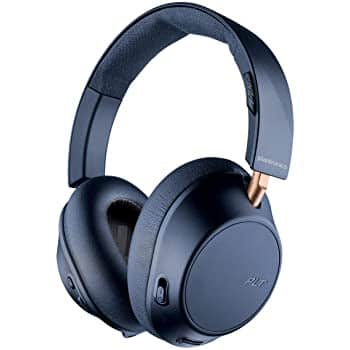 Plantronics BackBeat GO 810 Wireless Headphones, Active Noise Canceling Over Ear Headphone for $48.99 + FS