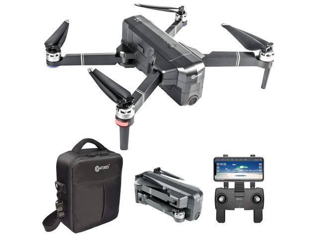 Contixo F24 Pro Drone 4K Quadcopter UHD Live Video GPS Drones - $199.99 AC + FS