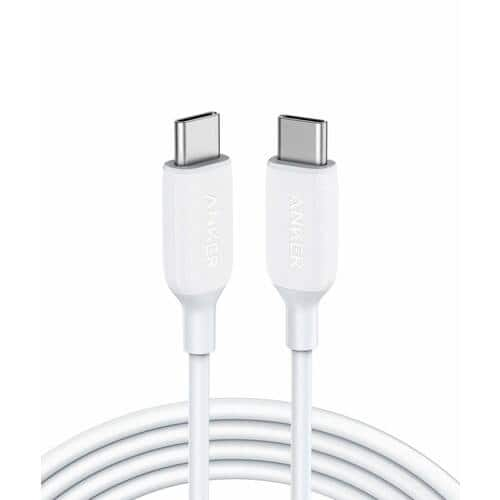 Anker Powerline III USB-C to USB-C Cable 60W 6FT $9.99 + FS