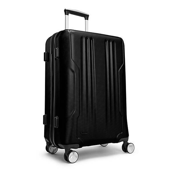 """eBags Monument 25"""" Checked Spinner for $48 Shipped"""
